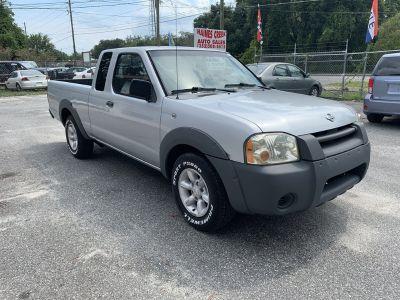 2001 Nissan Frontier XE (Gray)