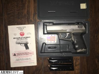 For Sale/Trade: Ruger P-944 Special Edition