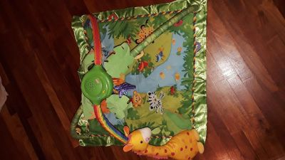 Fisher Price Play Mat, batteries included!