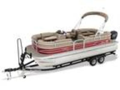 2018 Sun Tracker Party Barge 22 XP3