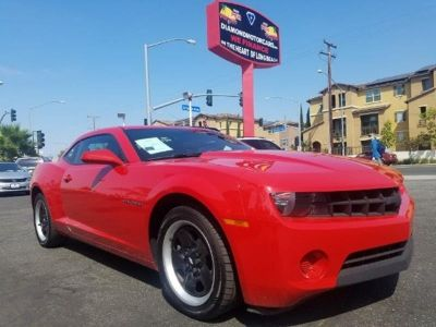 2011 Chevrolet Camaro LS 2dr Coupe