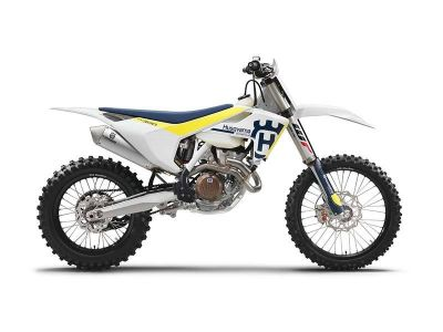 2017 Husqvarna FX 350 Competition/Off Road Motorcycles Fayetteville, GA