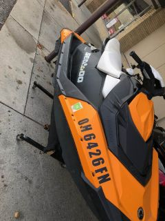 2015 Sea-Doo SPARK 2 Person Watercraft Columbus, OH