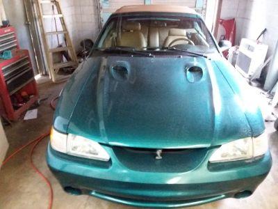1997 cobra convertible Mustang