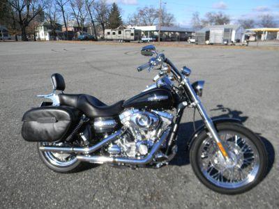 2007 Harley-Davidson Dyna Super Glide Custom Cruiser Springfield, MA