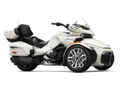 2018 Can-Am Spyder F3 Limited Trikes Motorcycles Clinton Township, MI