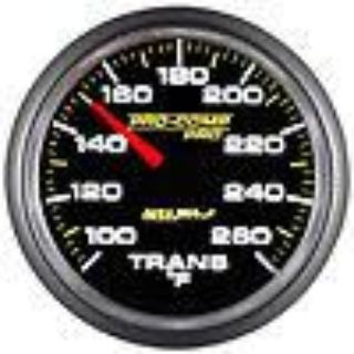 """Purchase Autometer Pro Comp Pro Series-Transmission Temp Gauge 2-1/16"""" 100-260 F 8757 motorcycle in Winchester, KY, US, for US $149.00"""