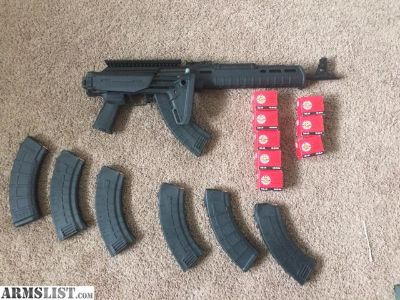 For Sale/Trade: AK47+ for AR15+ OR