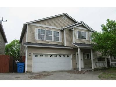 4 Bed 2.5 Bath Foreclosure Property in Vancouver, WA 98662 - Ct