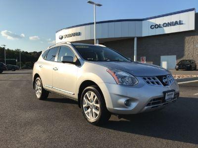 2013 Nissan Rogue S (Brilliant Silver)