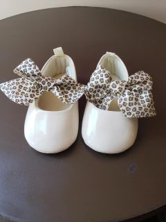 9-12M Baby Girl Shoes