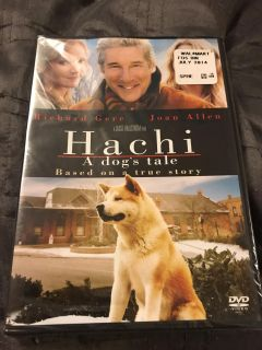 NEW! hachi a dogs tale. Based on a true story. Pick up at McCalla Target Thursdays from 5:15 till 6. CP