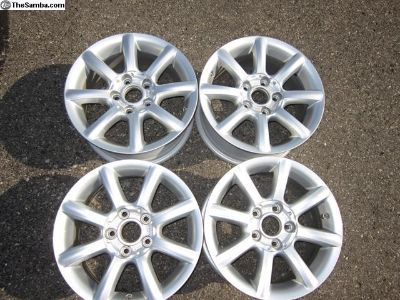 Set of 4 VW VANAGON Eurovan 1992-2000 OEM Wheel
