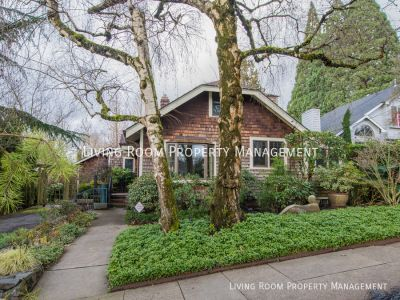 One of a Kind Eastmoreland Bungalow with In-Law Unit!