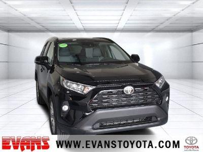 2019 Toyota RAV4 (MIDNIGHT BLK)