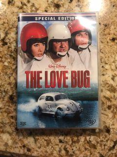 DVD, The Love Bug
