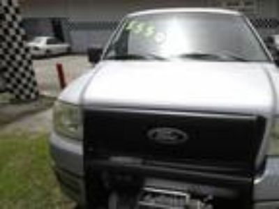 2004 Ford F-150 XL SuperCab 4WD Silver, Runs Great, Clean History
