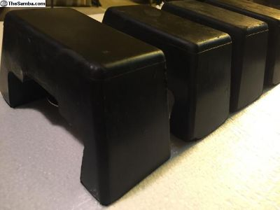 Bumper guard set of four in stock
