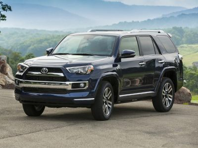 2018 Toyota 4Runner Limited (Nautical Blue Metallic)