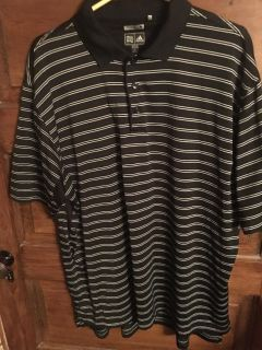Adidas ClimaCool: Men s Golf/Polo Shirt Size XL $9 Must Pickup In McDonough