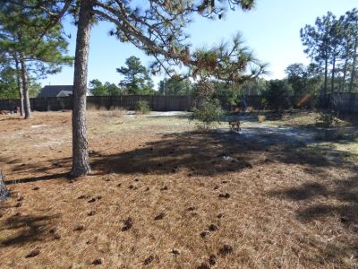 2 Mobile Home Lots. Both Cleared and Septic/Utilities Installed!