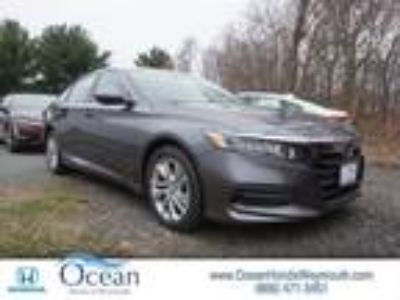 New 2019 Honda Accord LX in Weymouth, MA