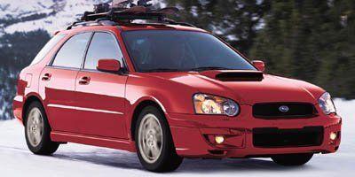 2005 Subaru Impreza WRX (WR Blue Pearl)