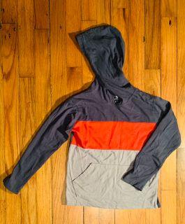 Boys lightweight hoodie size 5/6