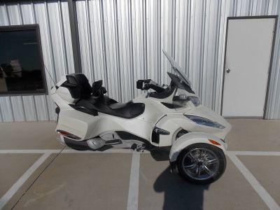 2011 Can-Am Spyder RT Audio & Convenience SE5 Trikes Motorcycles Springtown, TX