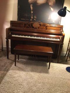 Sohmer Piano