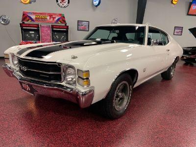 1971 Chevrolet Chevelle SS LS5 (White)
