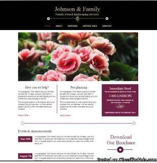 Web Site For Sale