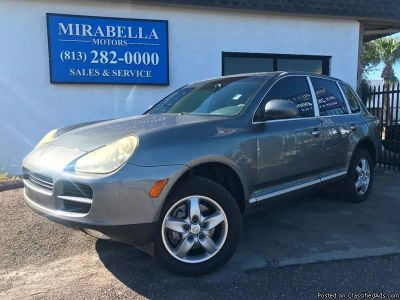 2004 Porsche Cayenne 'S' ~~ WE FINANCE ~~ MIRABELLA MOTORS ~~ 813-282