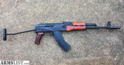 For Sale/Trade: WASR 10/63 Side Folder AK-47