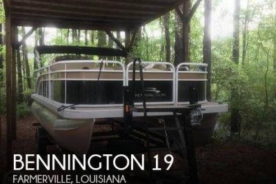 2017 Bennington 20S Cruise