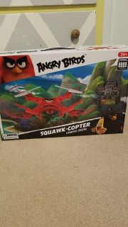 Angry birds Drone