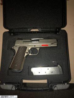 For Sale/Trade: 1911 Sig Sauer Compact Nickel