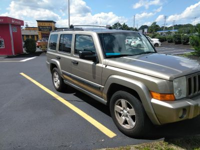 2006 Jeep Commander Limited AWD