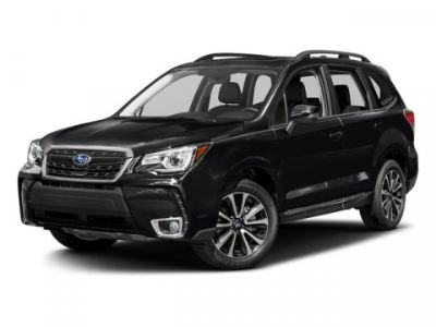 2017 Subaru Forester 2.0XT Touring (Crystal White Pearl)