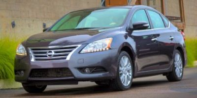 2013 Nissan Sentra S (Magnetic Gray)