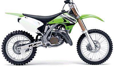 2003 Kawasaki KX 125 Motocross Motorcycles Oakdale, NY