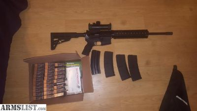 For Sale: AR-15, ammo, accessories