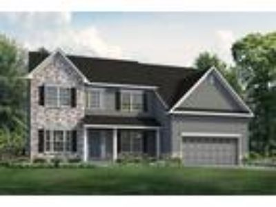 The Churchill Farmhouse by Tuskes Homes: Plan to be Built