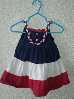 3-6 month dress with diaper cover