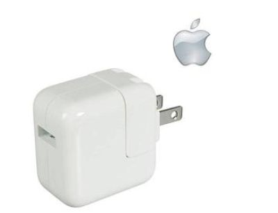Apple 10w usb power adapter wall charger for iphone, ipad, and ipod