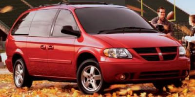 2005 Dodge Grand Caravan SE (Bright Silver Metallic Clearcoat)