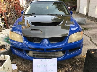 2003 Evolution BBY For Sale, Clean NYS TITLE, FULL SHELL FULL INTERIOR !!!