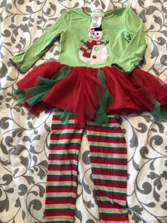 Christmas outfit (2t)