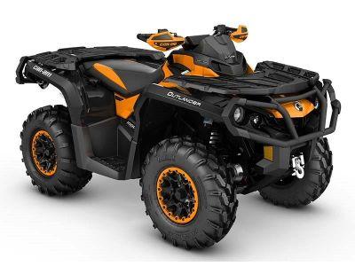 2016 Can-Am Outlander XT-P 1000R Utility ATVs Grantville, PA