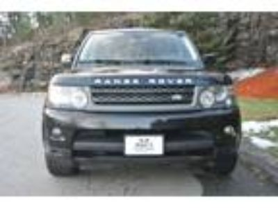 Used 2011 LAND ROVER RANGE ROVER SPORT For Sale